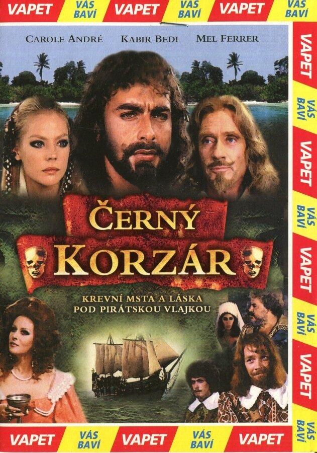 Černý korzár (DVD) (papírový obal)