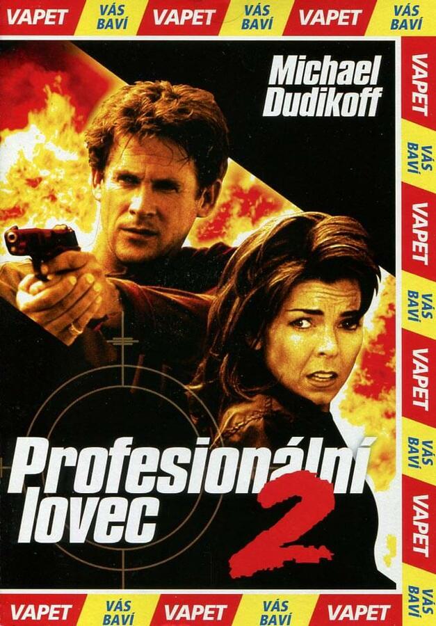 Profesionální lovec 2 (DVD) (papírový obal)