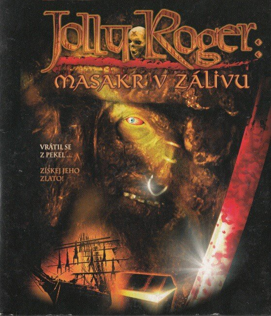 Jolly Roger: Masakr v zálivu (DVD) (papírový obal)