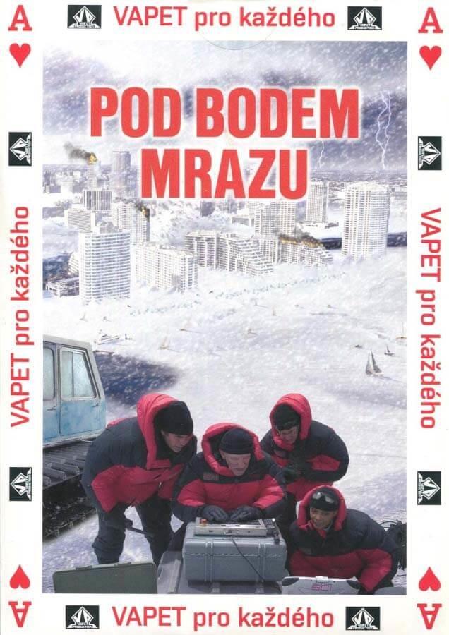 Pod bodem mrazu (DVD) (papírový obal)