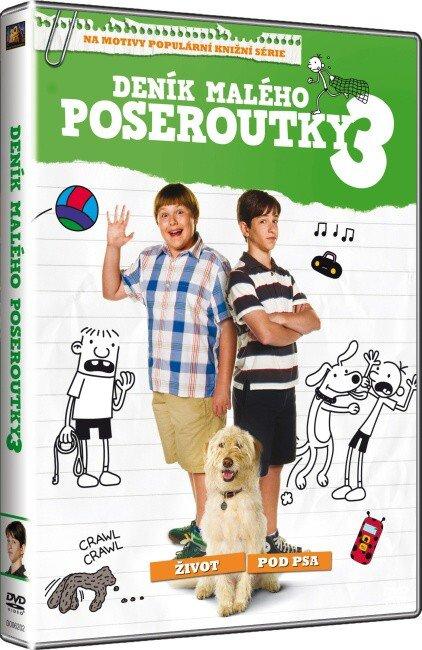 Deník malého poseroutky 3 (DVD)
