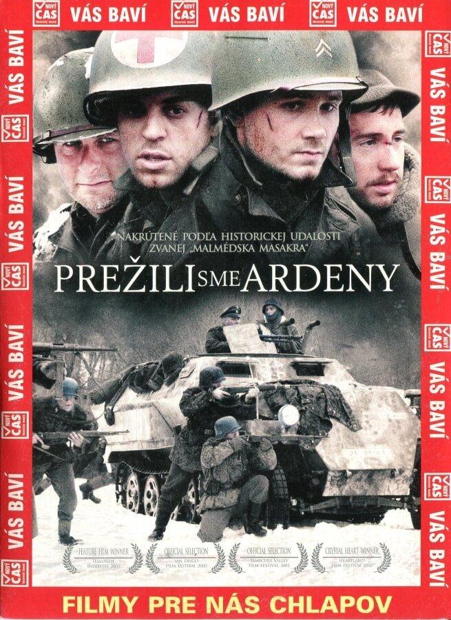 Přežili jsme Ardeny (DVD) (papírový obal)