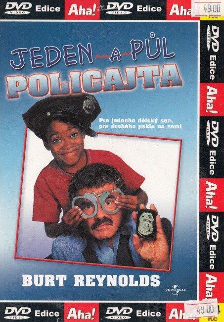 Jeden a půl policajta (DVD) (papírový obal)