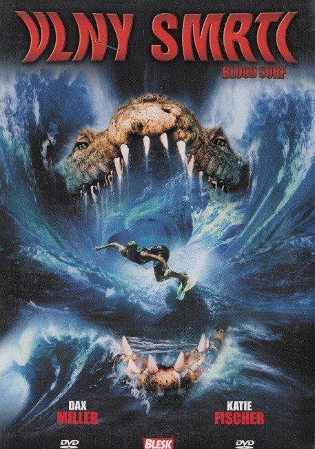 Vlny smrti (DVD) (papírový obal)