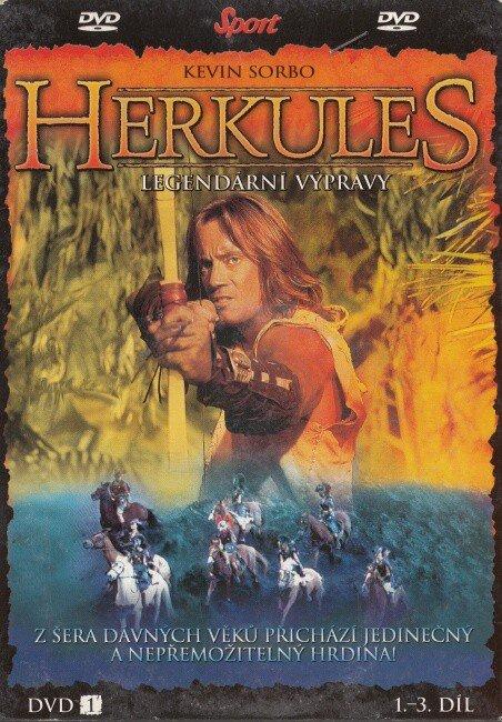Herkules DVD 1 (1.-3. díl) (DVD) (papírový obal) - tv seriál
