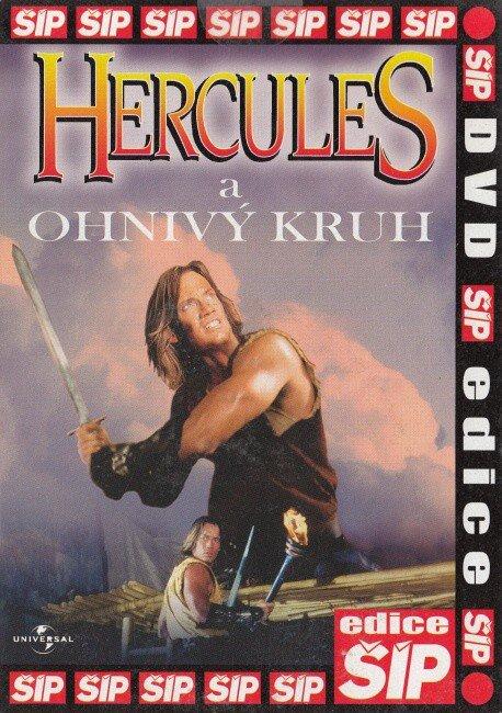 Herkules a ohnivý kruh (DVD) (papírový obal)