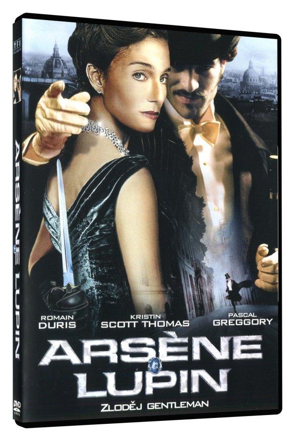 Arsene Lupin (DVD) (papírový obal)