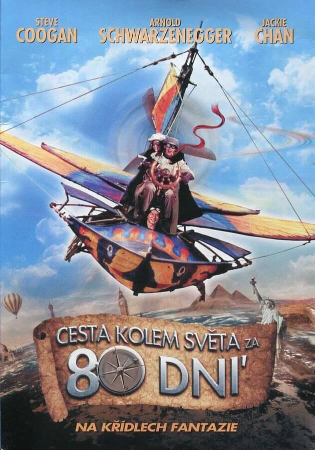 Cesta kolem světa za 80 dní (DVD) (papírový obal)