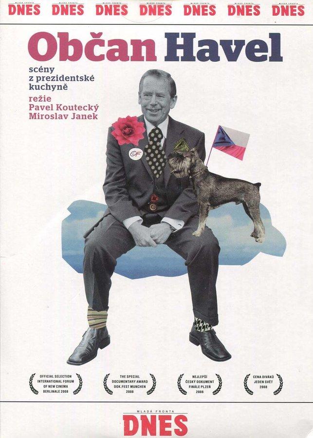 Občan Havel (DVD) (papírový obal)