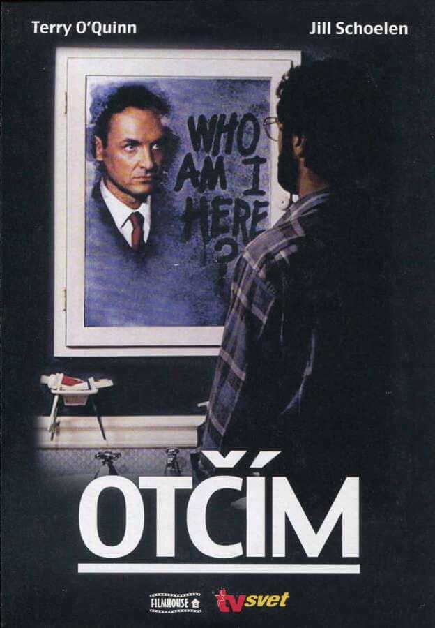 Otčím (DVD) (papírový obal)