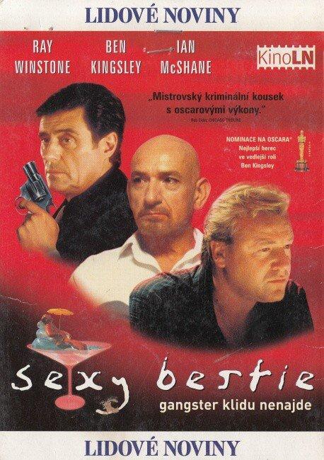 Sexy bestie (DVD) (papírový obal)