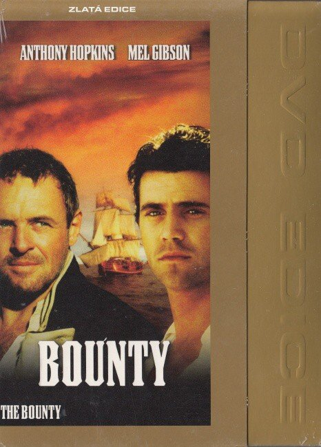 Bounty (DVD) - digipack