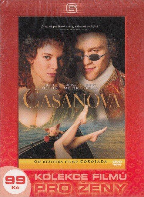Casanova (2005) (DVD) - digipack