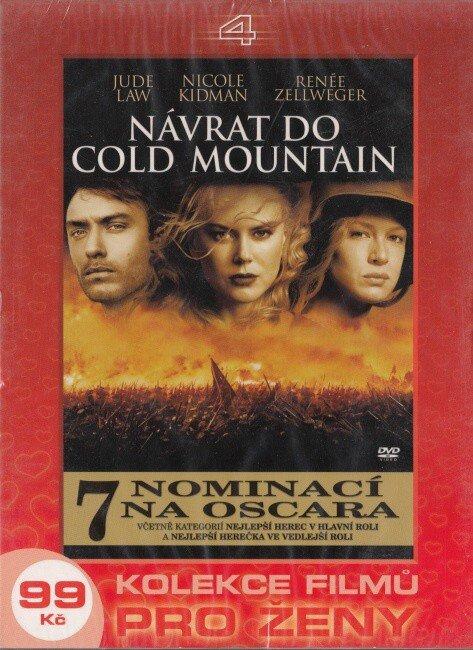 Návrat do Cold Mountain (DVD) - digipack