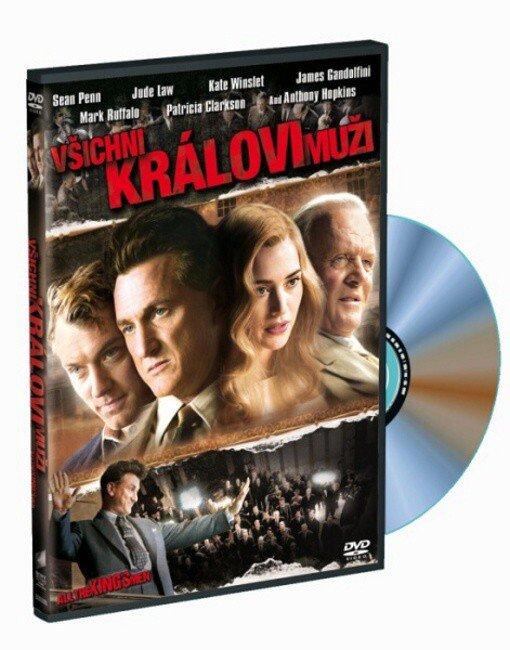 Všichni královi muži (DVD)