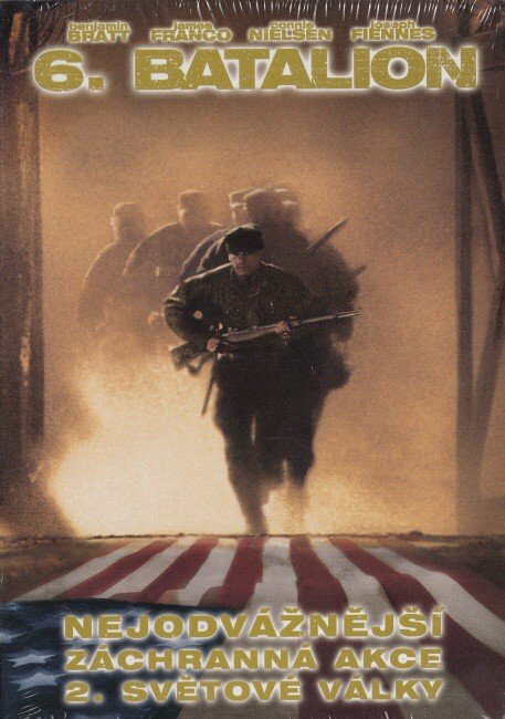 6. batalion (DVD) (papírový obal)