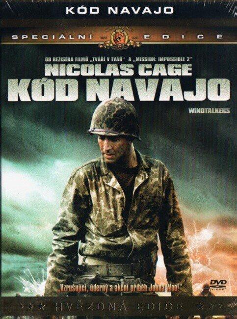 Kód Navajo (DVD) - hvězdná edice