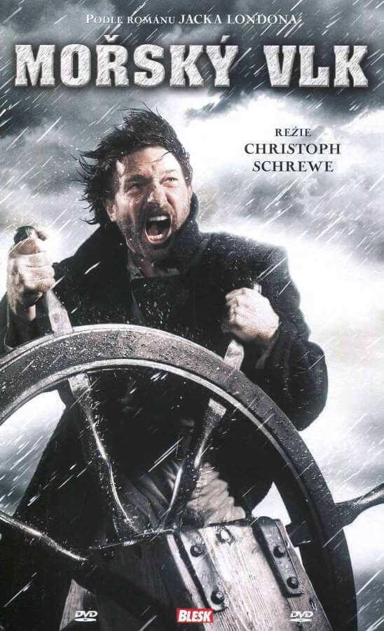 Mořský vlk (DVD) (papírový obal)