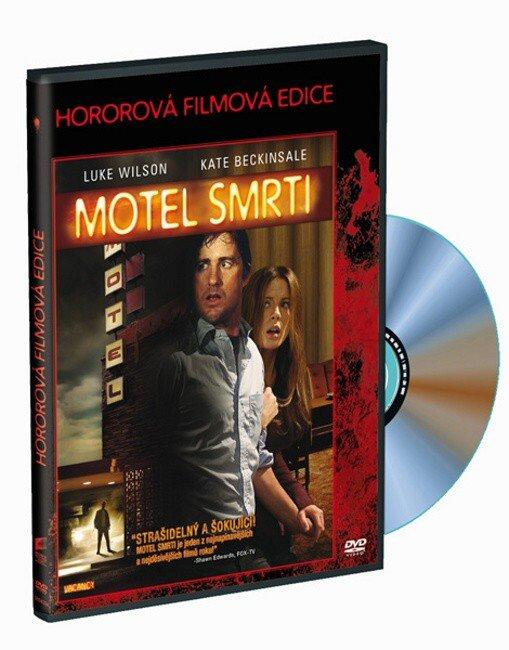 Motel smrti (DVD) - žánrová edice - horory