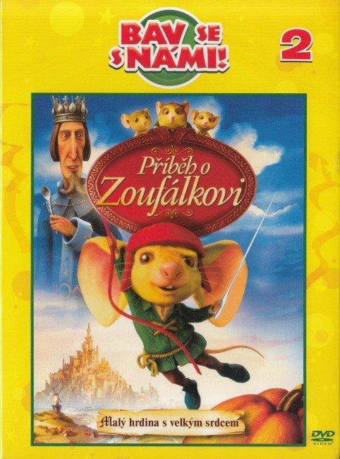 Příběh o Zoufálkovi (DVD) - edice Bav se s námi!
