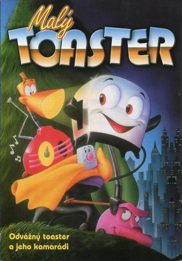 Malý toaster (DVD) (papírový obal)
