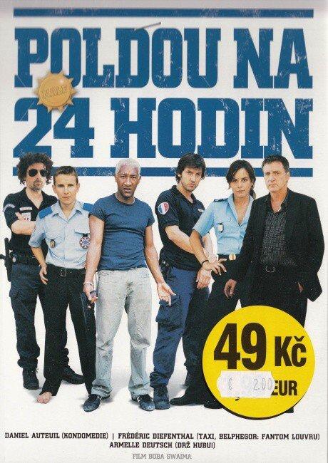Poldou na 24 hodin (DVD) (papírový obal)