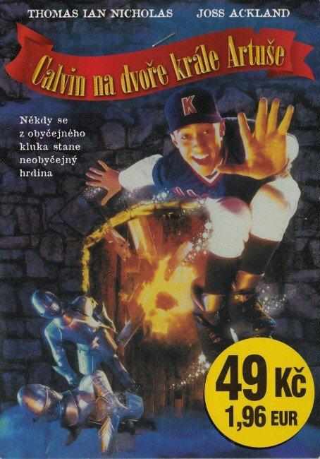 Calvin na dvoře krále Artuše (DVD) (papírový obal)