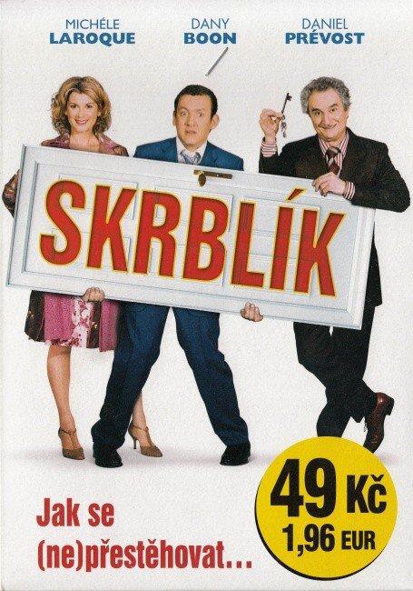 Skrblík (DVD) (papírový obal)