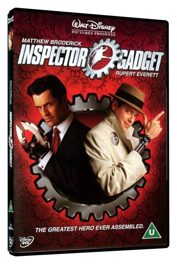 Inspektor Gadget (DVD) - DOVOZ