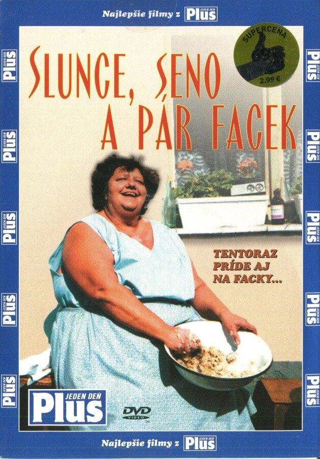 Slunce, seno a pár facek (DVD) (papírový obal)