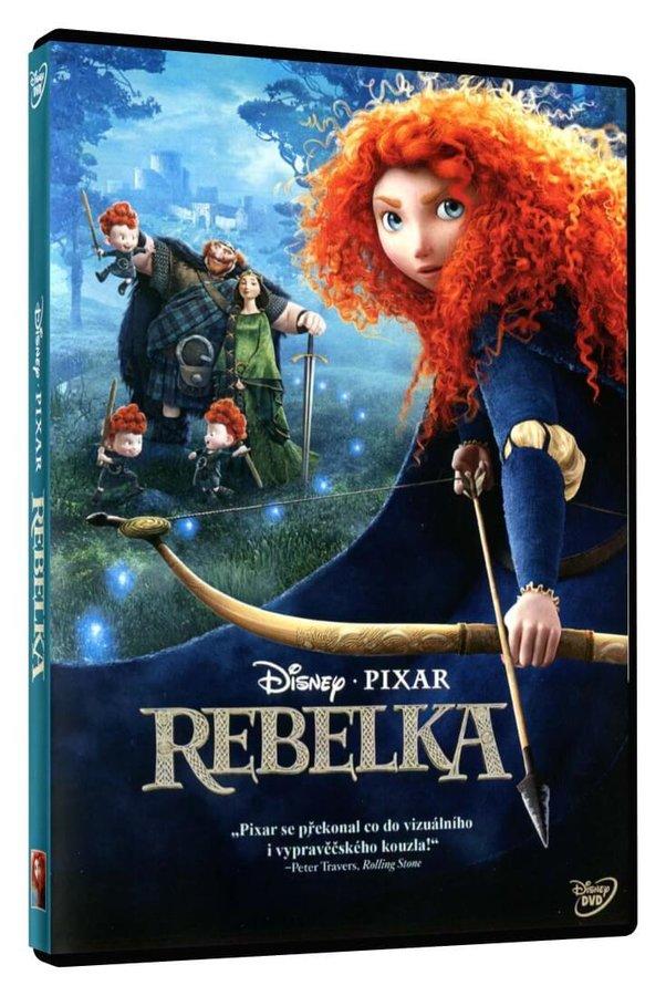 Rebelka (DVD)