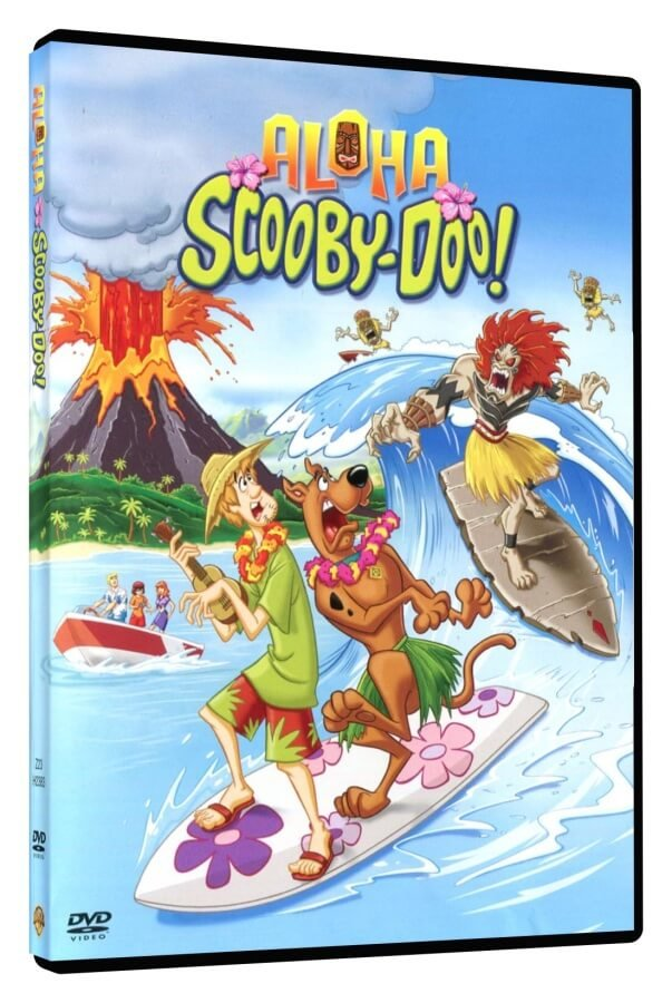 Scooby Doo: Aloha Scooby-Doo! (DVD)