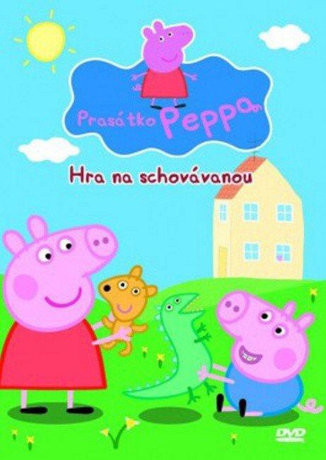 Prasátko Peppa - Hra na schovávanou (DVD) (papírový obal)