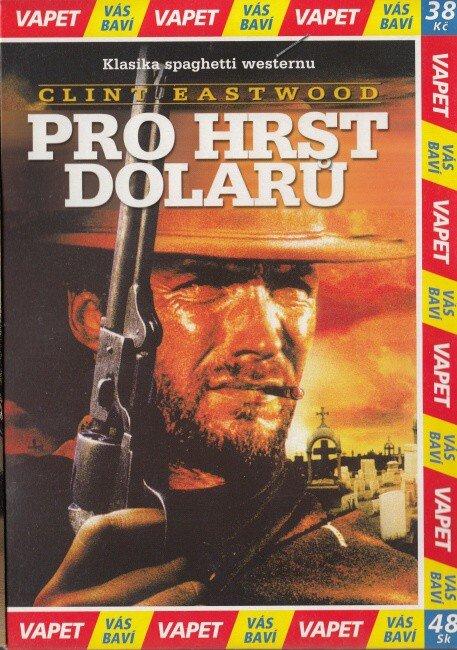Pro hrst dolarů (DVD) (papírový obal)