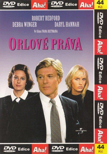 Orlové práva (DVD) (papírový obal)