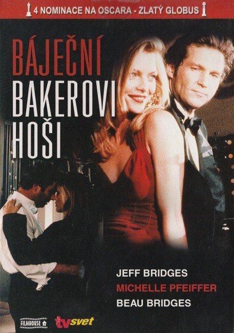Báječní Bakerovi hoši (DVD) (papírový obal)