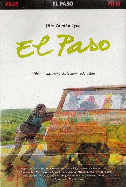 El Paso (DVD) (papírový obal)