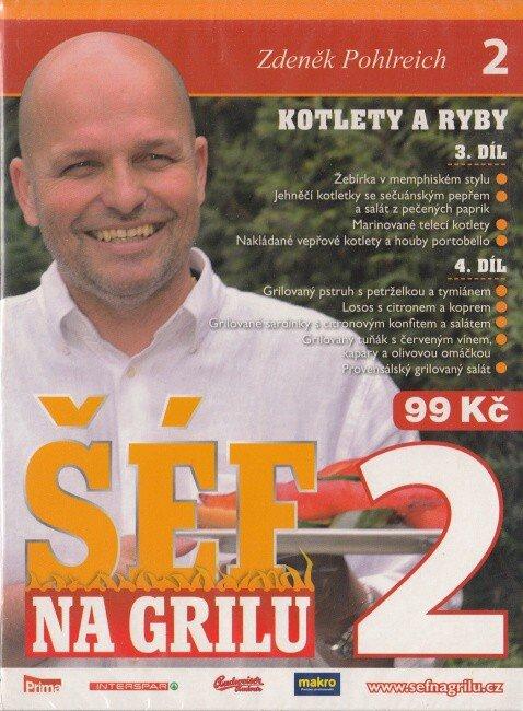 Šéf na grilu 2 (DVD)