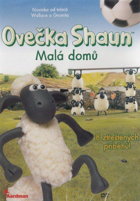 Ovečka Shaun - Malá domů (DVD)