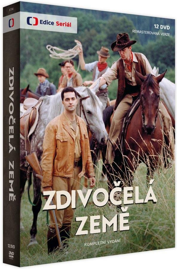 Zdivočelá země - 16 DVD