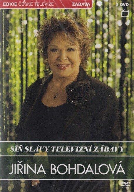 Síň slávy televizní zábavy - Jiřina Bohdalová - 2xDVD