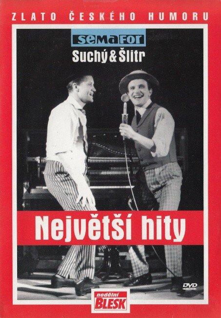 Suchý, Šlitr - Největší hity (DVD) (papírový obal)