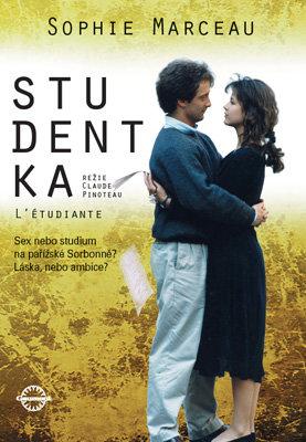 Studentka (DVD) (papírový obal)