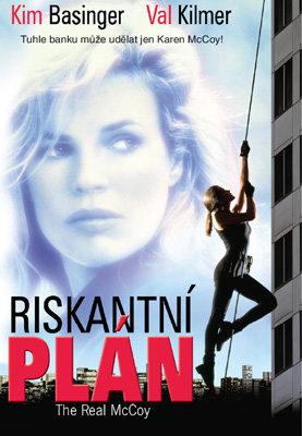 Riskantní plán (DVD) (papírový obal)