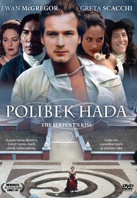Polibek hada (DVD)