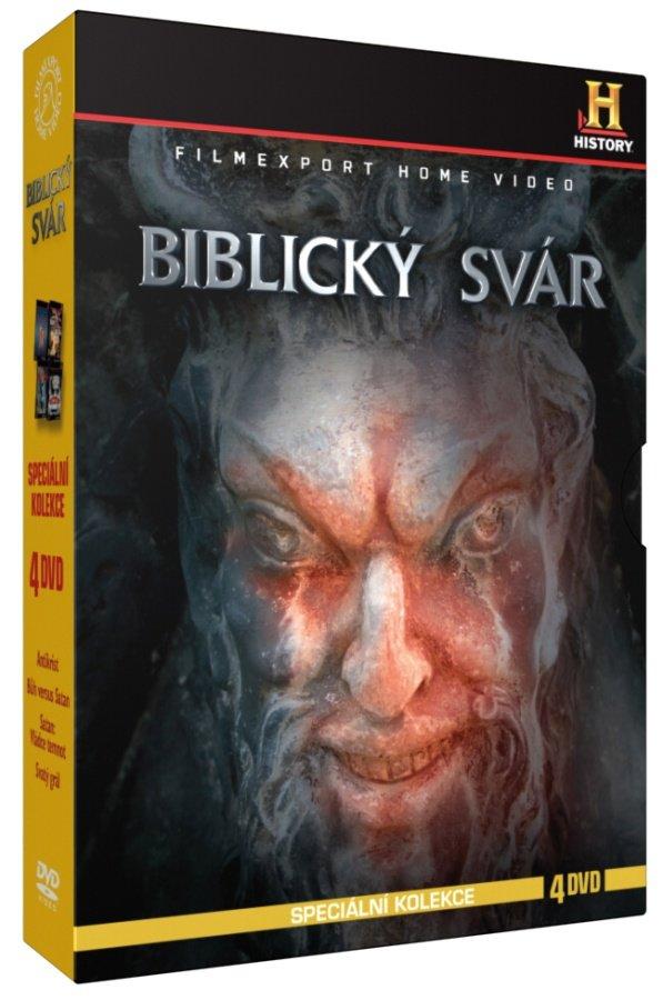 Biblický svár - kolekce - 4xDVD