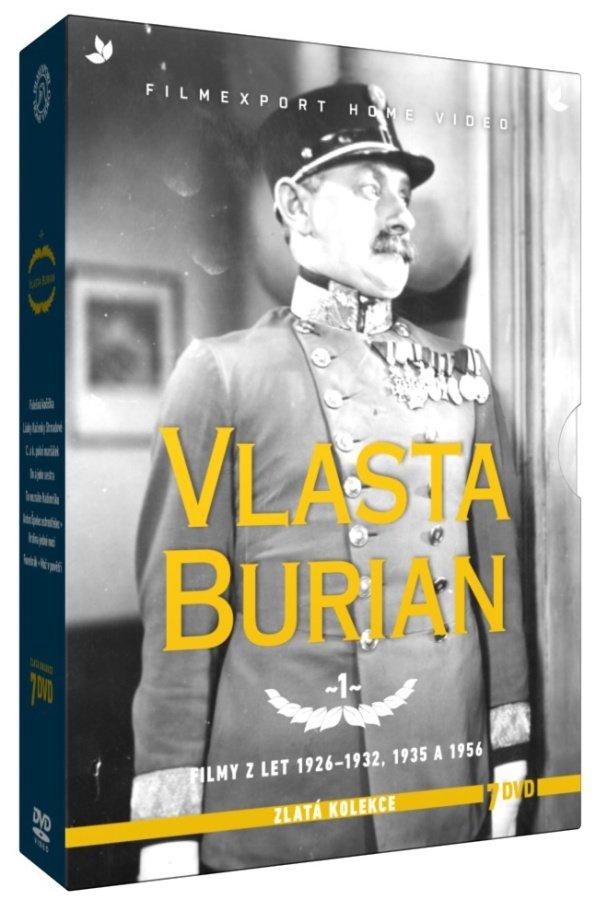 Vlasta Burian 1 - kolekce - 7xDVD