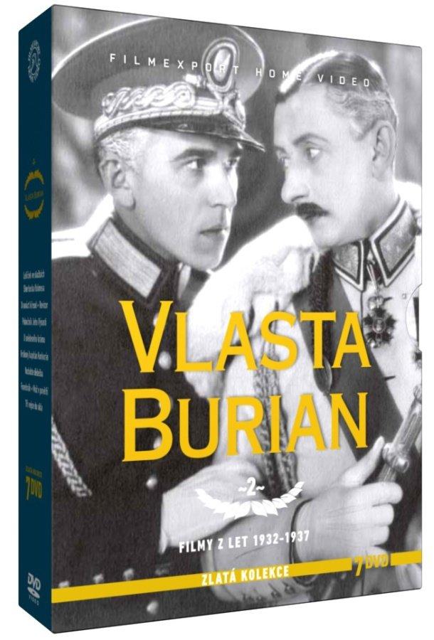 Vlasta Burian 2 - kolekce - 7xDVD