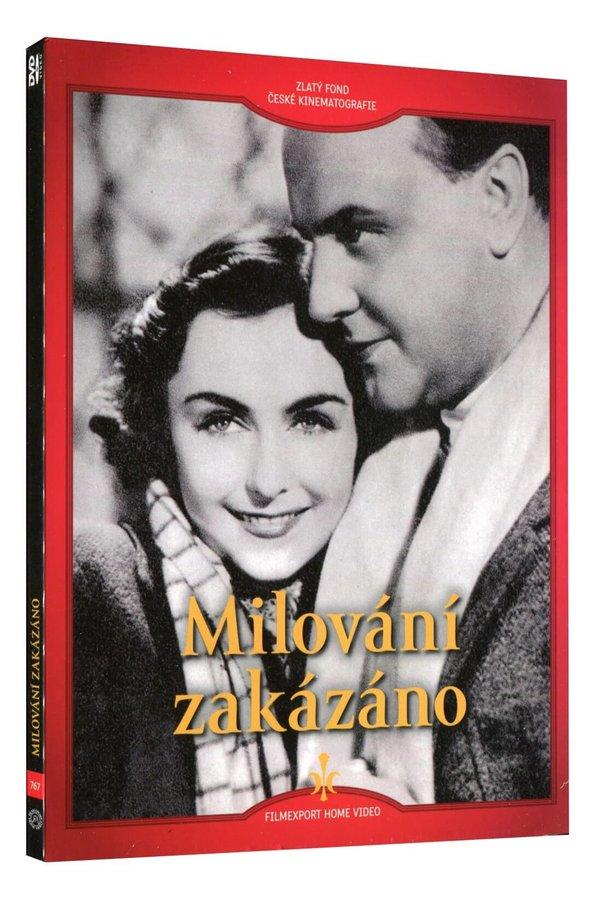 Milování zakázáno (DVD) - digipack