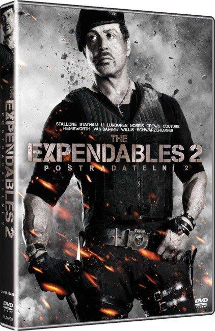 Expendables: Postradatelní 2 (DVD)